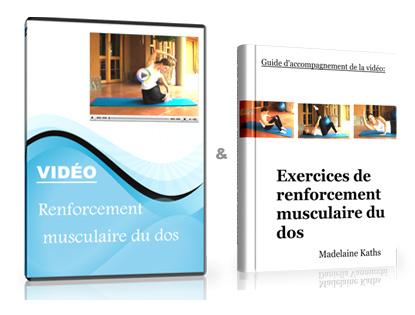 Exercices de renforcement musculaire pour le dos